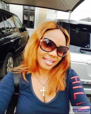 Yoruba Actress, Iyabo Ojo Shows Off Her Luxury Cars In New Photos